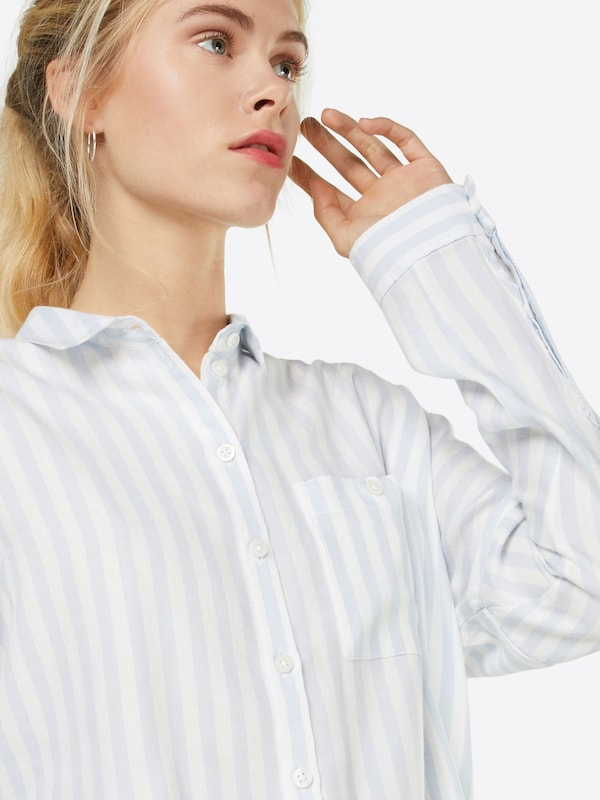 Review Bluse 'CASUAL STRIPE'