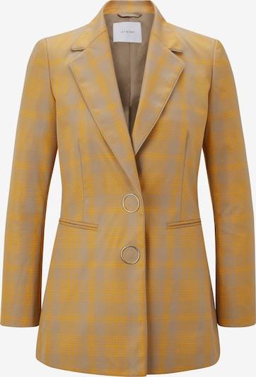 IVY & OAK Blazer in gelb / grau, Produktansicht