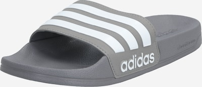ADIDAS PERFORMANCE Slipper 'ADILETTE SHOWER' in grau, Produktansicht