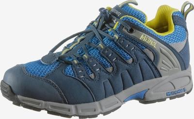 MEINDL Lage schoen in de kleur Hemelsblauw / Lichtblauw / Grijs, Productweergave