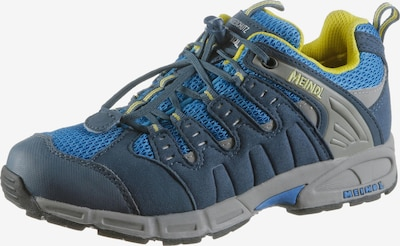 MEINDL Wanderschuhe in himmelblau / hellblau / grau, Produktansicht