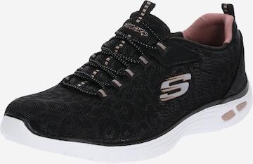 SKECHERS Sneaker 'Empire D'lux' in Schwarz