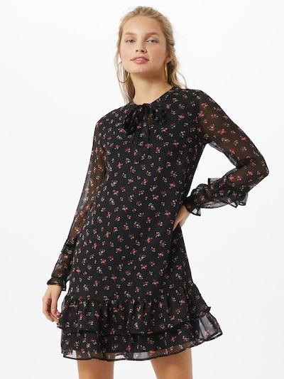 ABOUT YOU Kleid 'Drew' in mischfarben / schwarz, Modelansicht