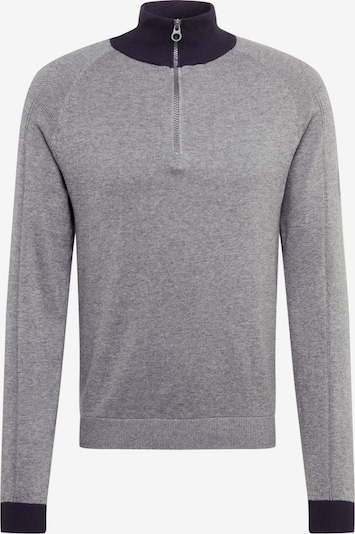 s.Oliver Pullover in grau: Frontalansicht