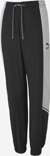 PUMA Trainingshose in schwarz / weiß, Produktansicht