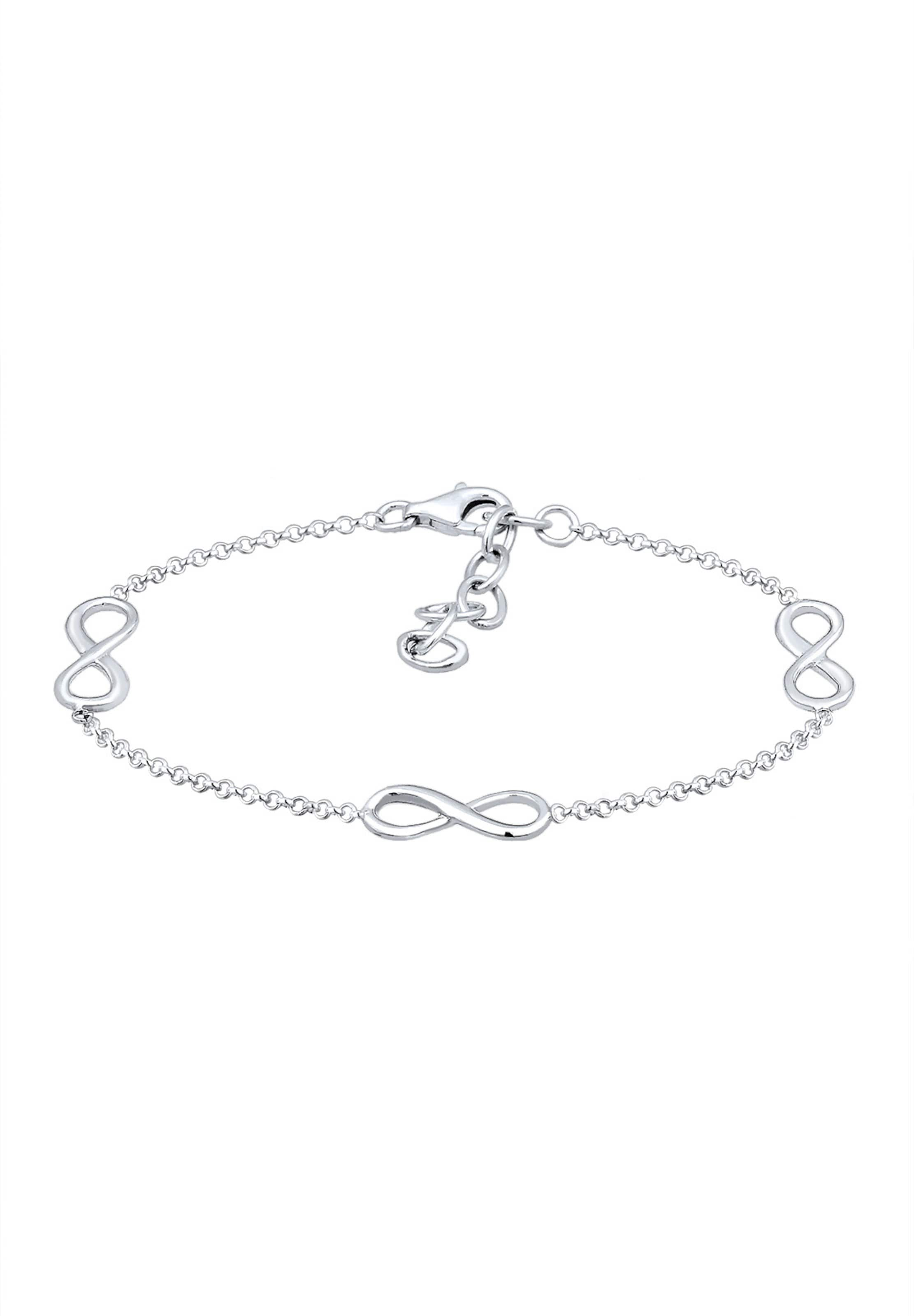 In In Elli 'infinity' Armband 'infinity' Silber Elli Armband Silber Elli Armband H2DWE9I
