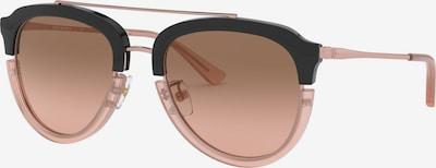 Tory Burch Sonnenbrille in schwarz, Produktansicht