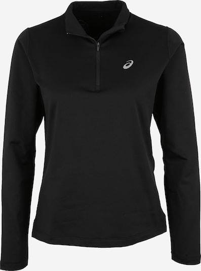 ASICS Tehnička sportska majica 'Silver' u crna, Pregled proizvoda
