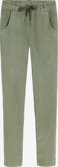 Sandwich Hose in grün, Produktansicht