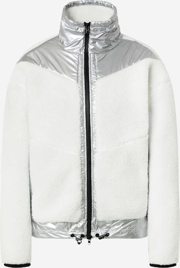 Bogner Fire + Ice Veste mi-saison en gris clair / argent / blanc, Vue avec produit