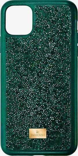 Swarovski Smartphonehülle in dunkelgrün, Produktansicht