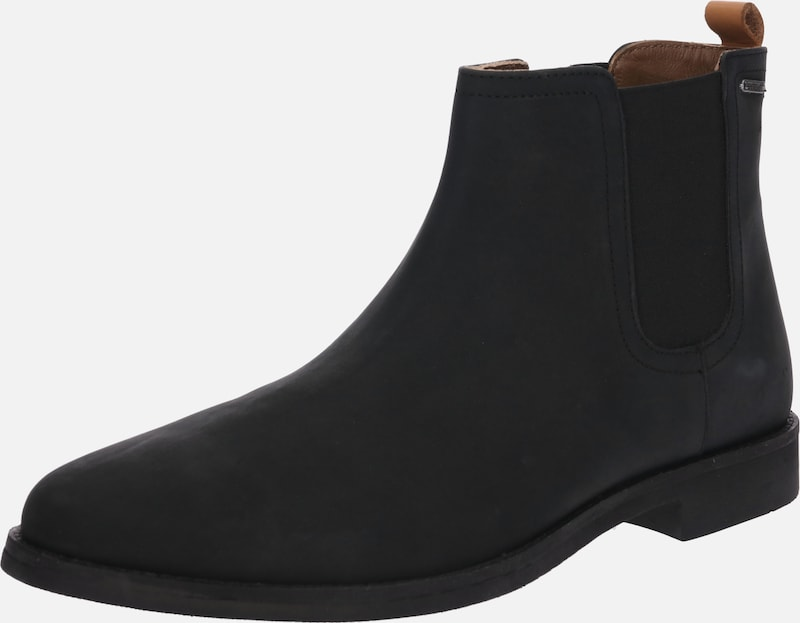 En Jeans 'roy' Chelsea Boots Noir Pepe lcK3JuTF1