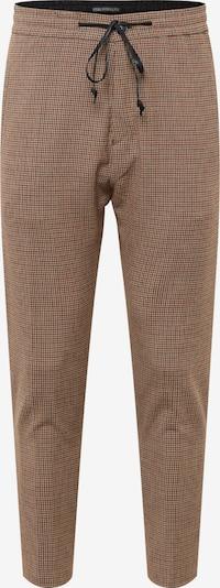 DRYKORN Hose 'JEGER' in beige / grau / rot, Produktansicht