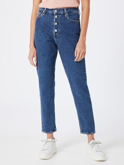 Calvin Klein Jeans Džinsi zils džinss, Modeļa skats