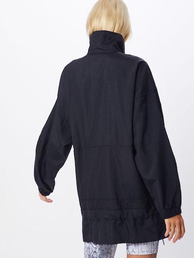 ADIDAS ORIGINALS Jacke in schwarz / weiß: Rückansicht