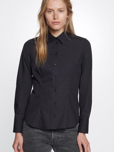 SEIDENSTICKER Bluse in schwarz, Modelansicht