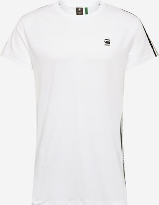 G Star RAW Shirt 'Graphic 8' in de kleur Geel | ABOUT YOU