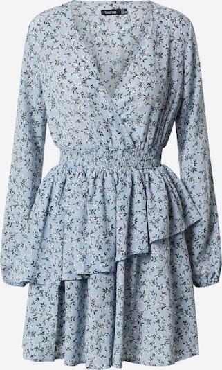 Boohoo Kleid in hellblau, Produktansicht