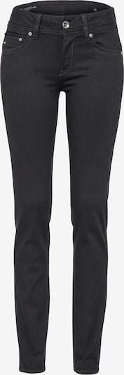 G-Star RAW 'Midge Saddle' Regular Fit Jeans in black denim, Produktansicht
