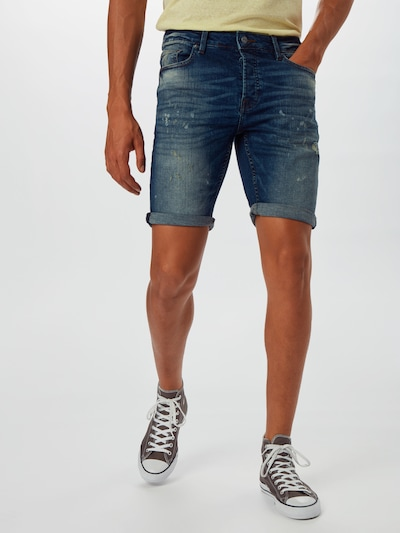 Only & Sons Jean 'ONSPLY' en bleu denim, Vue avec modèle