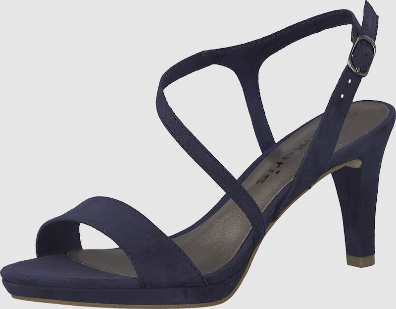 TAMARIS | Sandale  Sandal asymmetrisch asymmetrisch asymmetrisch 1041cd