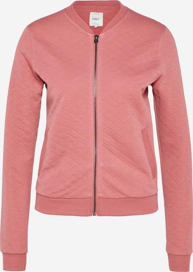 ONLY Bluza rozpinana 'Joyce' w kolorze różowy pudrowym, Podgląd produktu