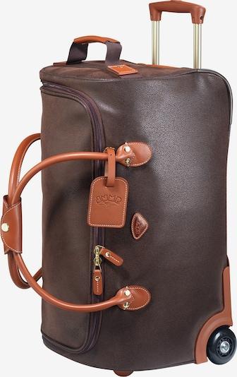 Jump Reisetasche in mokka, Produktansicht