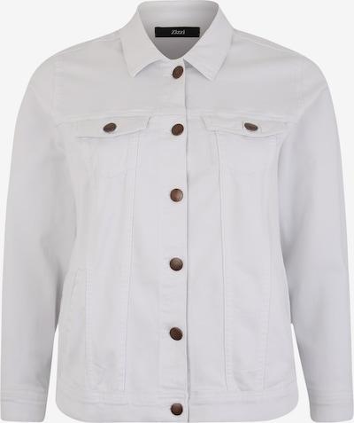 Zizzi Jacke in weiß, Produktansicht