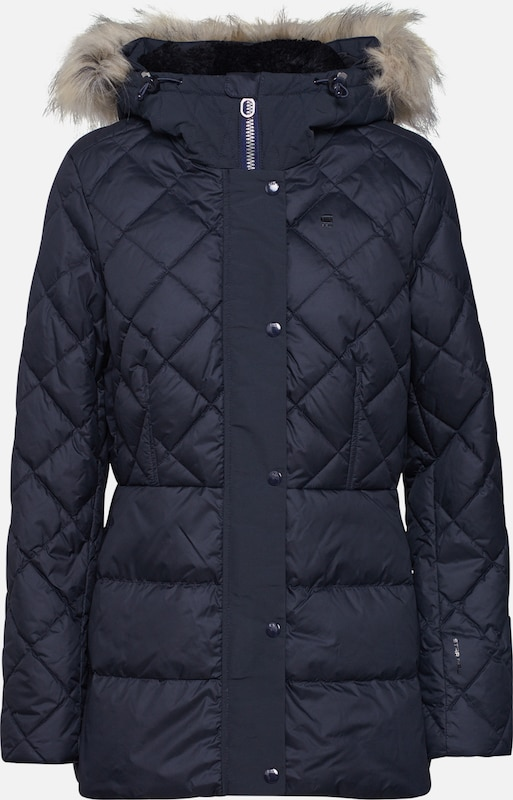 G-Star RAW Jacke in blau, Produktansicht