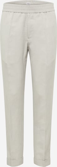 Filippa K Pantalon 'M. Terry' en gris clair: Vue de face