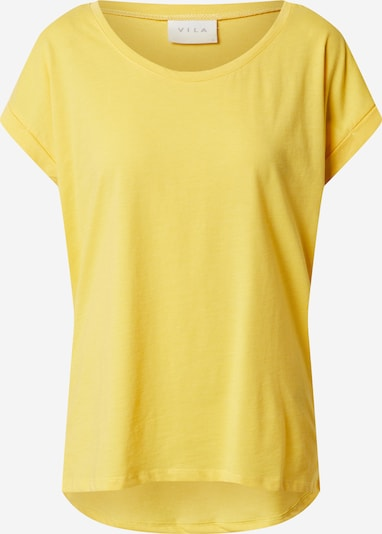 VILA Shirt 'VIDREAMERS' in gelb, Produktansicht