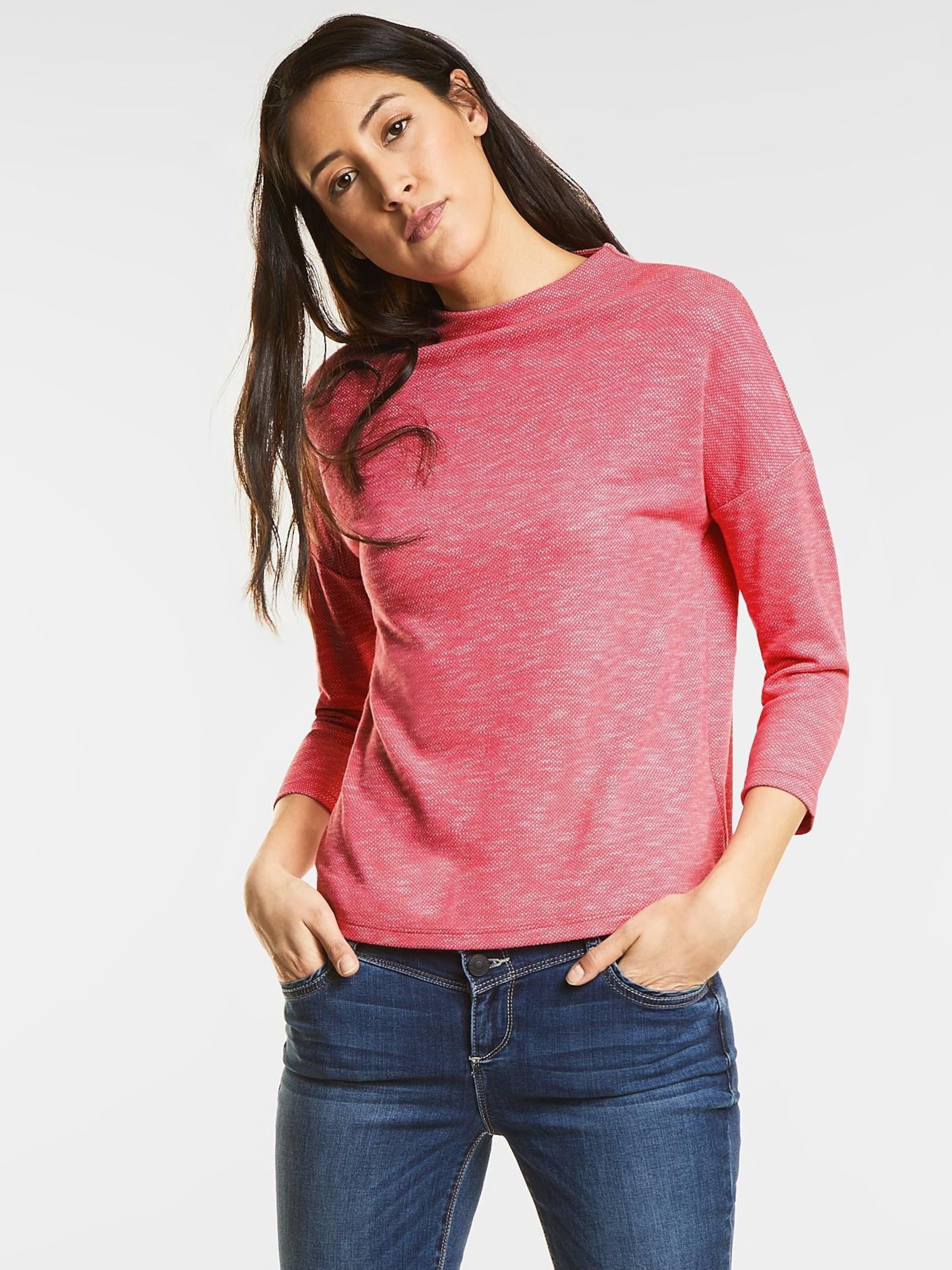 STREET ONE Softes Turtleneck Shirt Billig Verkauf Für Schön Billige Truhe Bilder 7yWE0vpdY