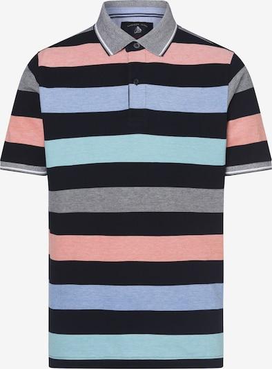 Andrew James Poloshirt ' ' in mischfarben, Produktansicht