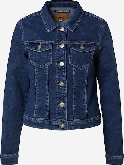 ONLY Přechodná bunda 'WESTA' - modrá / modrá džínovina / tmavě modrá, Produkt