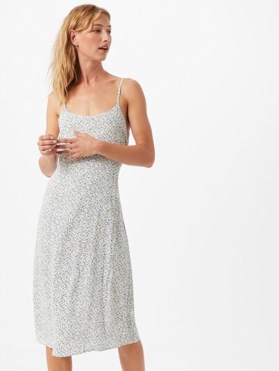 Hailys Letní šaty 'Giselle' - světlemodrá / bílá, Model/ka