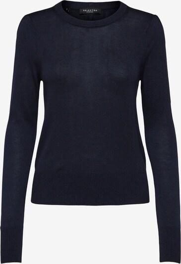 SELECTED FEMME Pullover in dunkelblau, Produktansicht