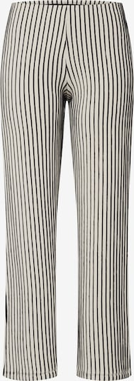 EDITED Kalhoty 'Niah' - béžová / černá, Produkt