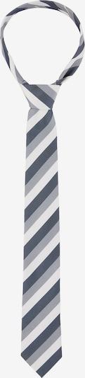 JOOP! Krawatte in dunkelblau / weiß, Produktansicht