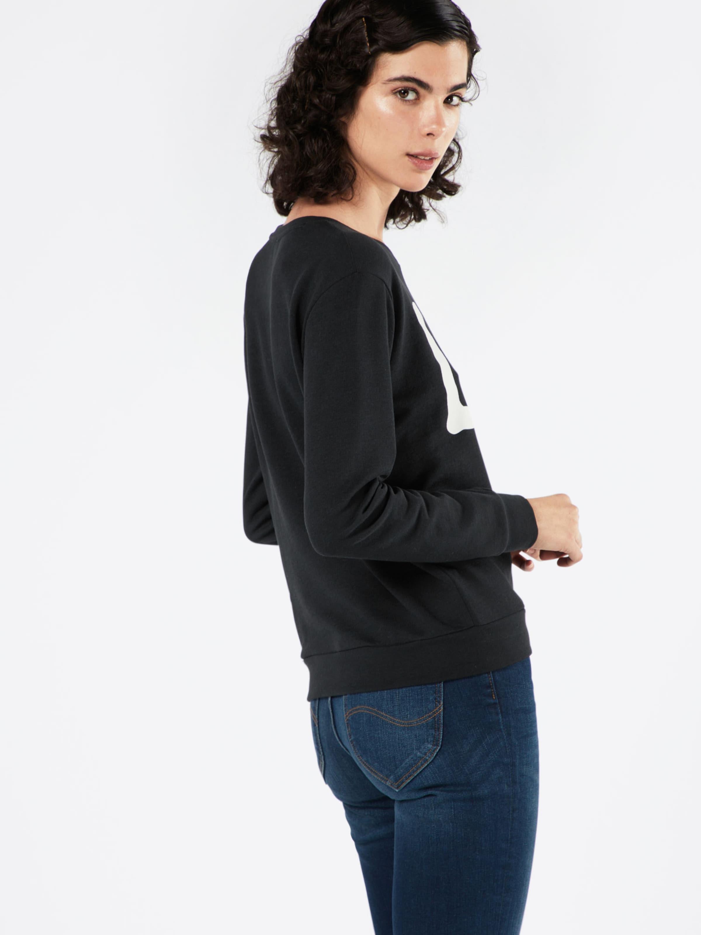 Online Zum Verkauf Lee Sweatshirt mit Logo-Print Günstig Kaufen Billig EIiWybW