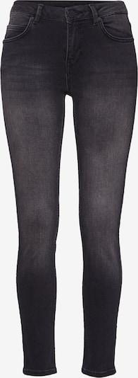 Jeans 'Sally Cropped Racer' 2NDDAY pe denim negru, Vizualizare produs