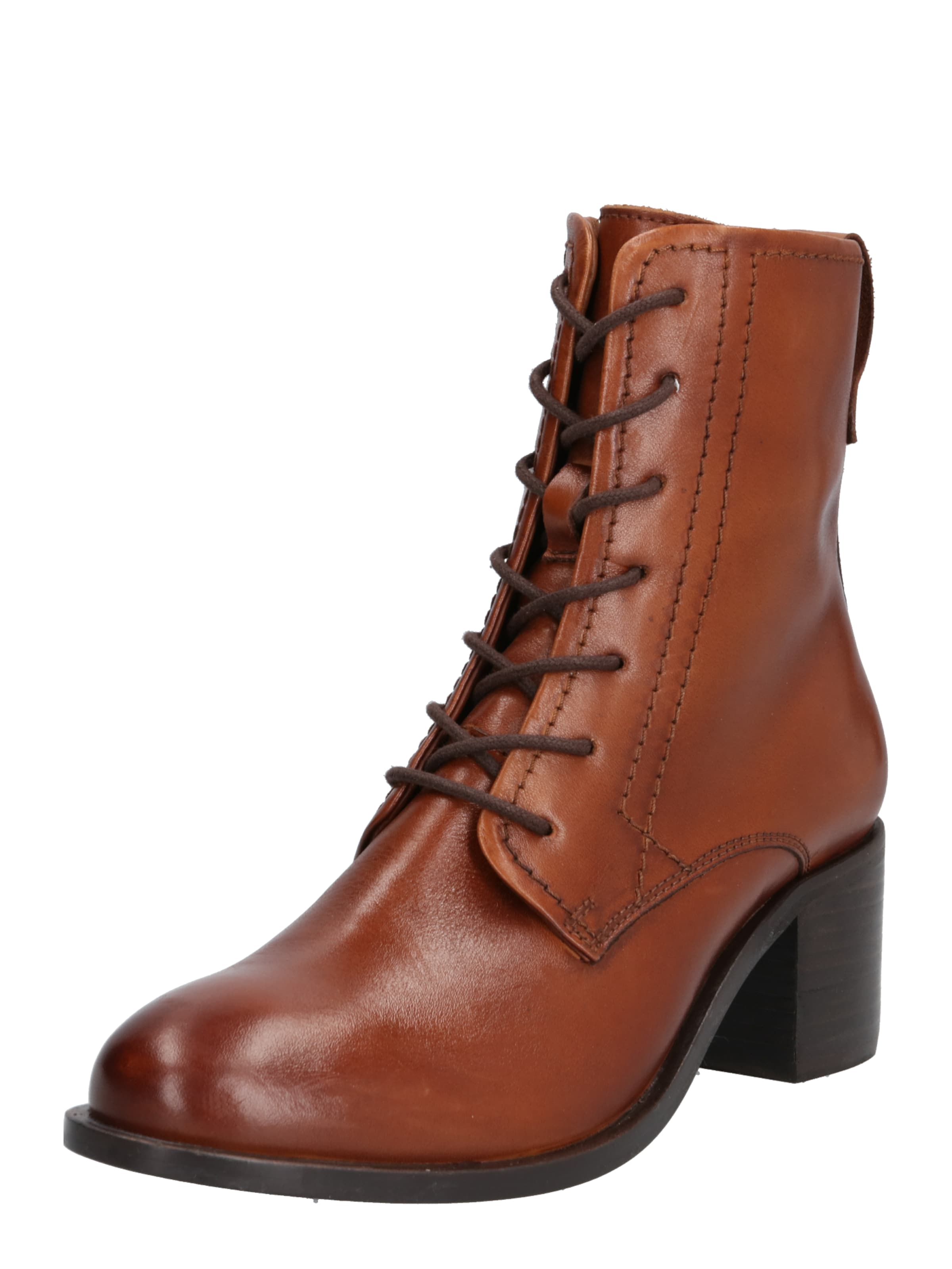 ABOUT YOU Stiefelette 'Jona' in cognac