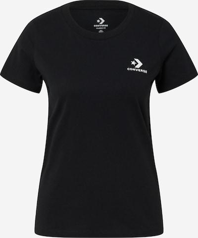 CONVERSE Koszulka w kolorze czarnym, Podgląd produktu