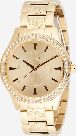 GUESS Analógové hodinky 'Anna' - šampanské / zlatá, Produkt