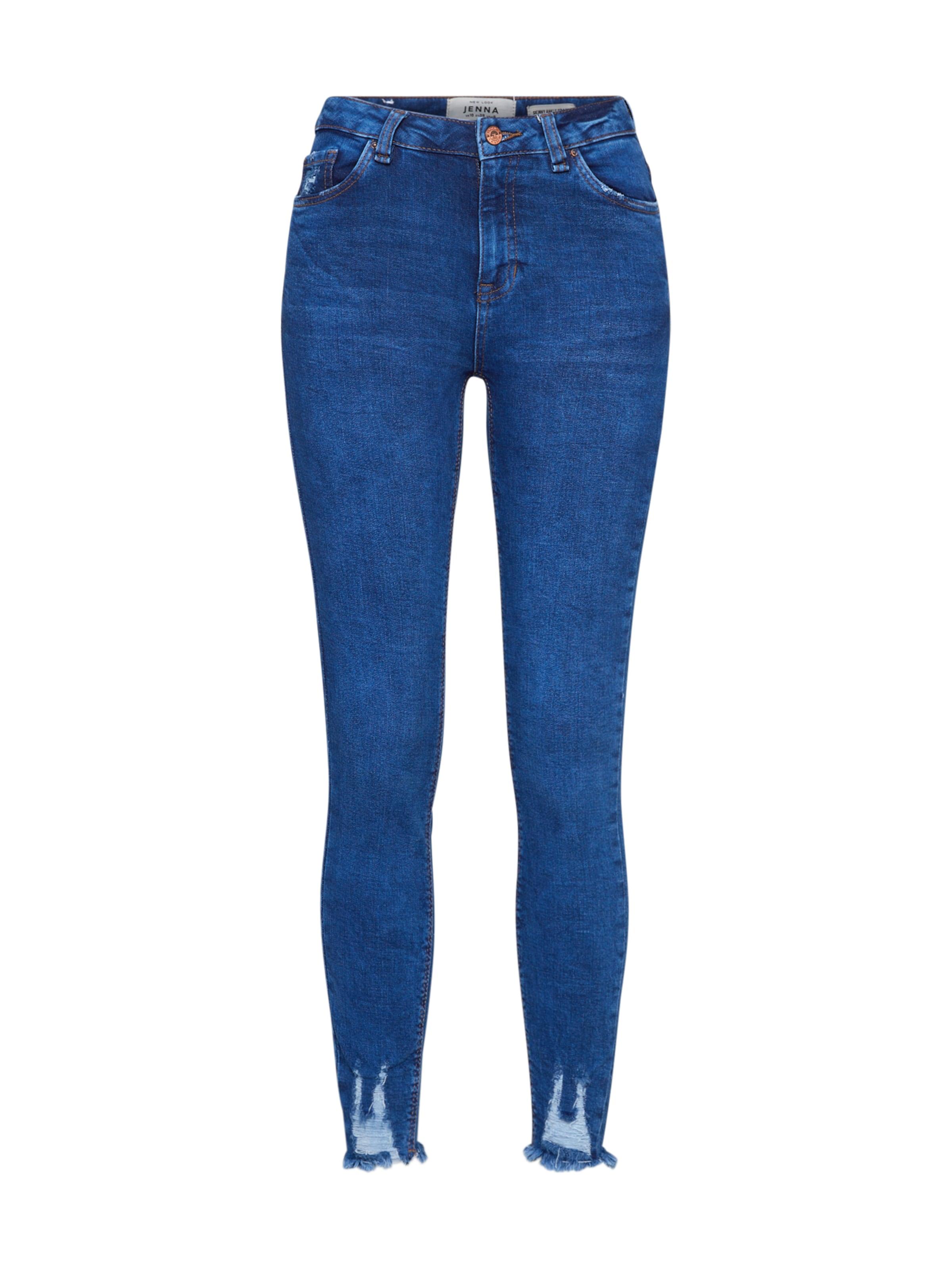 Look Jean 'moonlight Catscratch' Bleu New En qMVGSzpLU