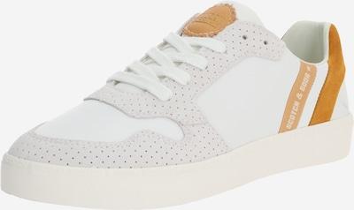 SCOTCH & SODA Sneaker 'Laurite' in beige / karamell / weiß, Produktansicht
