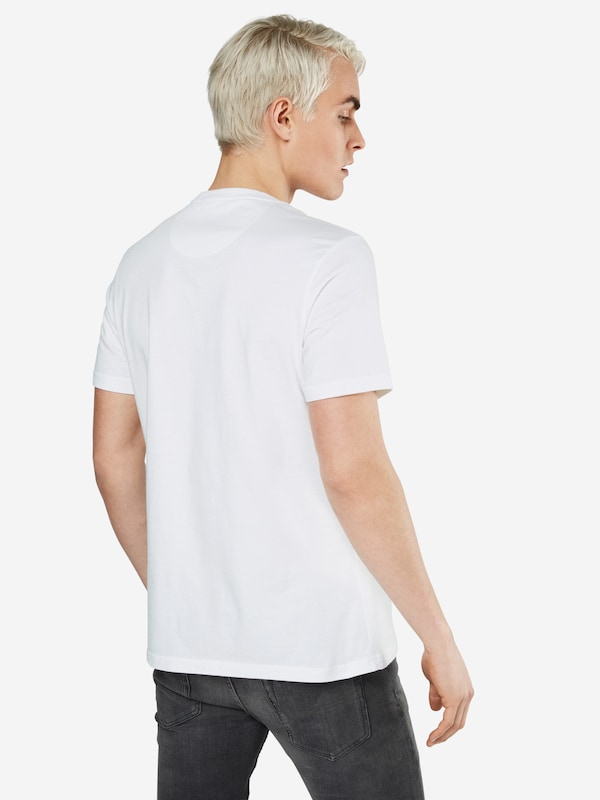 Barbour International T-shirt Norton Logo