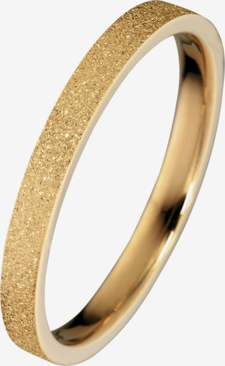 BERING Ring in gold, Produktansicht