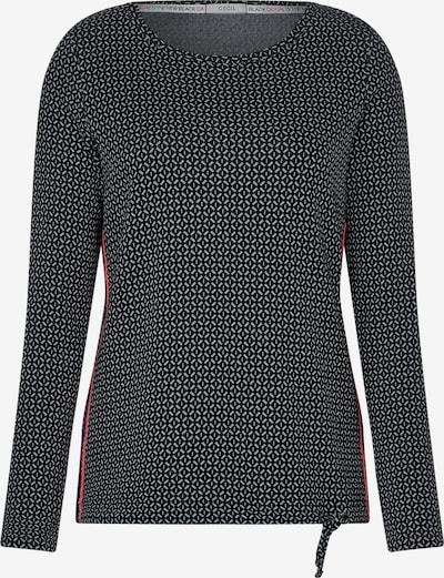 CECIL Shirt in grau / rot / schwarz, Produktansicht