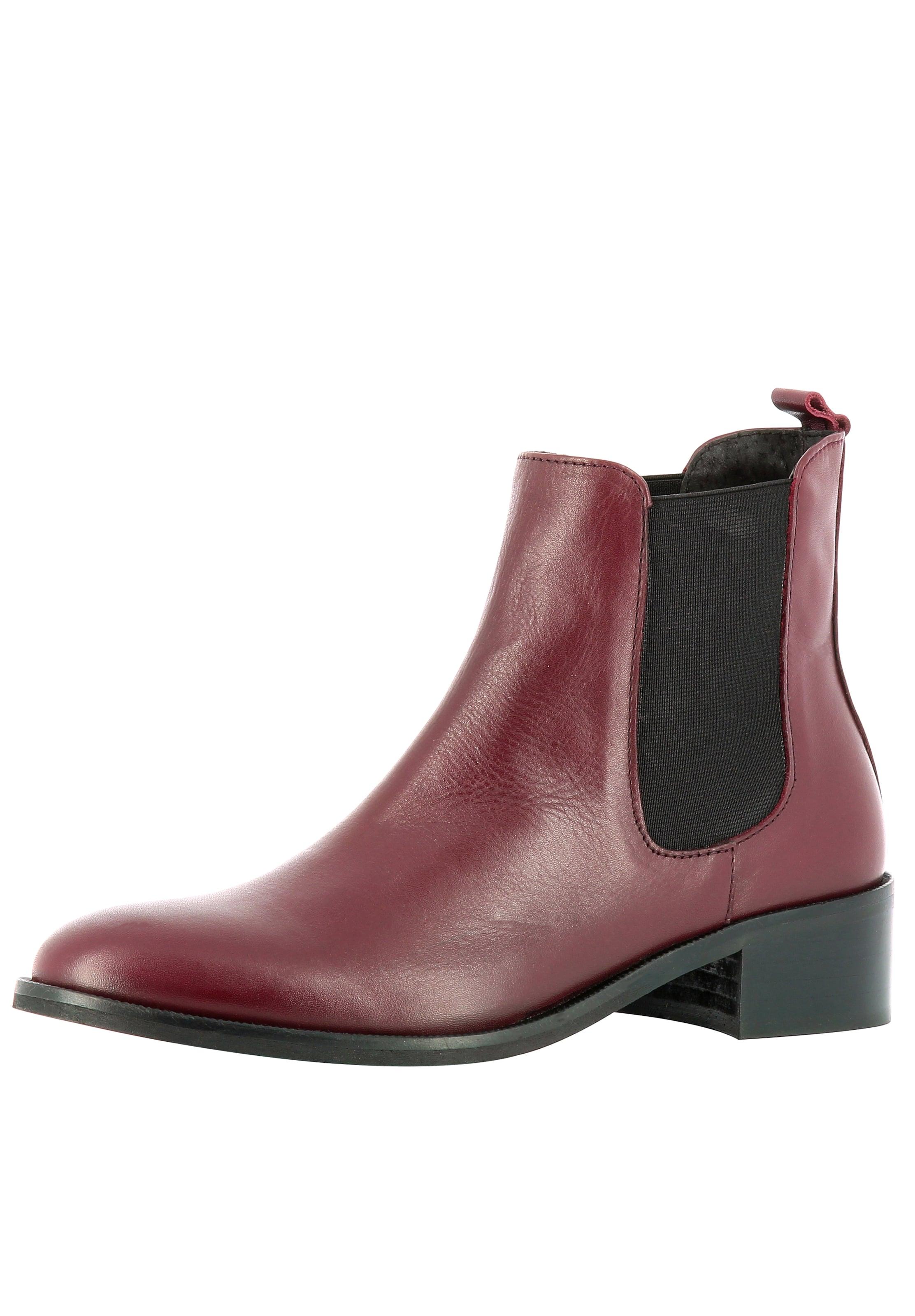 EVITA Reiterstiefelette Verschleißfeste billige Schuhe Hohe Qualität