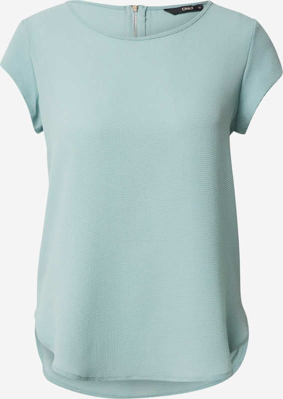 Onwijs ONLY Blouse 'Vic' in Mintgroen   ABOUT YOU CC-05